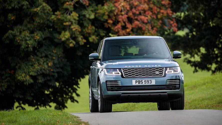 Range Rover 2018 - Le confort avant tout !