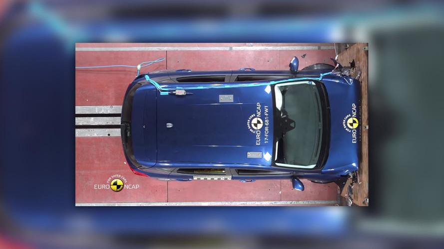 Dolgozott az Euro NCAP: az új Ford Fiestát és Opel Ampera-e-t is összetörték