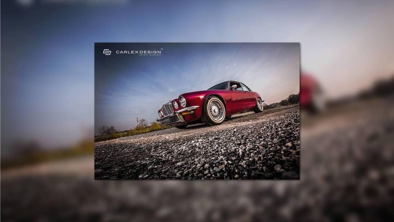 Carlex Jaguar XJ Coupe