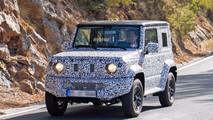 2018 Suzuki Jimny casus fotolar
