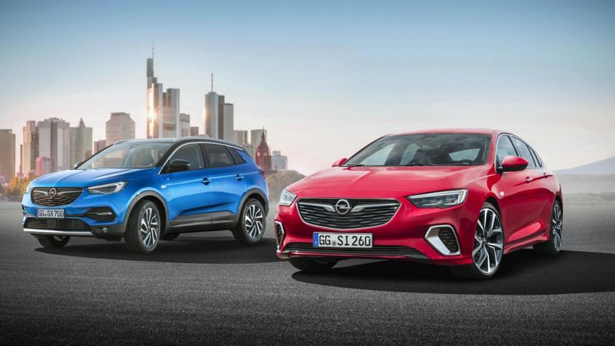 Opel Insignia GSi, Grandland X To Make Public Debuts In Frankfurt