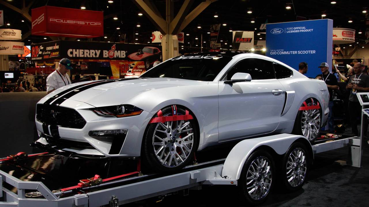 2018 ford mustang fastback by air design photos. Black Bedroom Furniture Sets. Home Design Ideas
