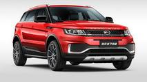 2018 Landwind X7 facelift
