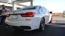 BMW 740e M Performance