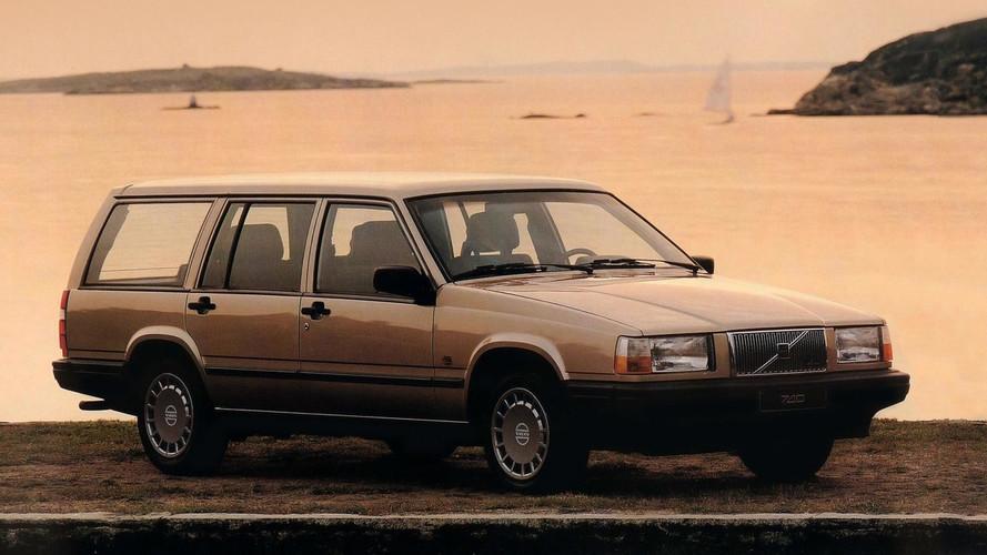 Klasik reklamlar: 1984 Volvo 740 GLE