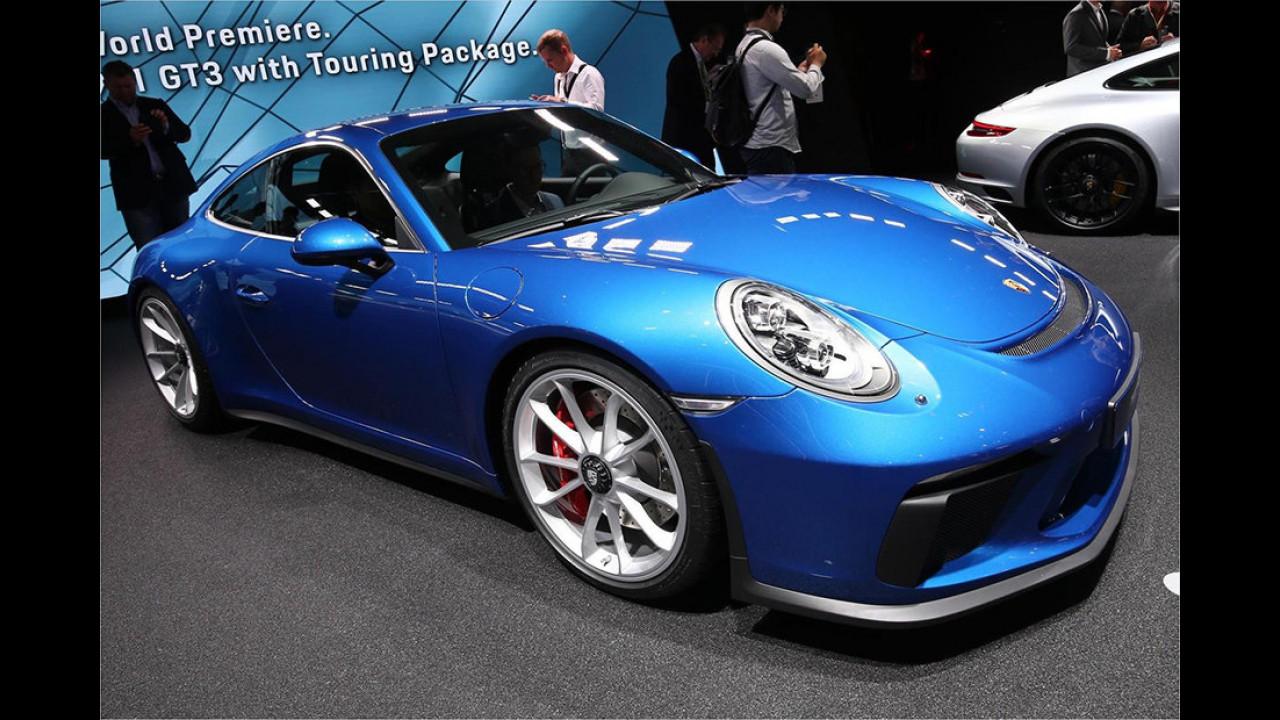 Porsche 911 GT3 mit Touring-Paket
