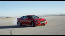 Hyundai Genesis Coupé restyling