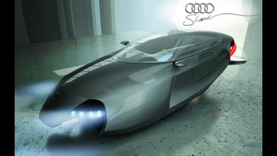 Audi Shark Concept