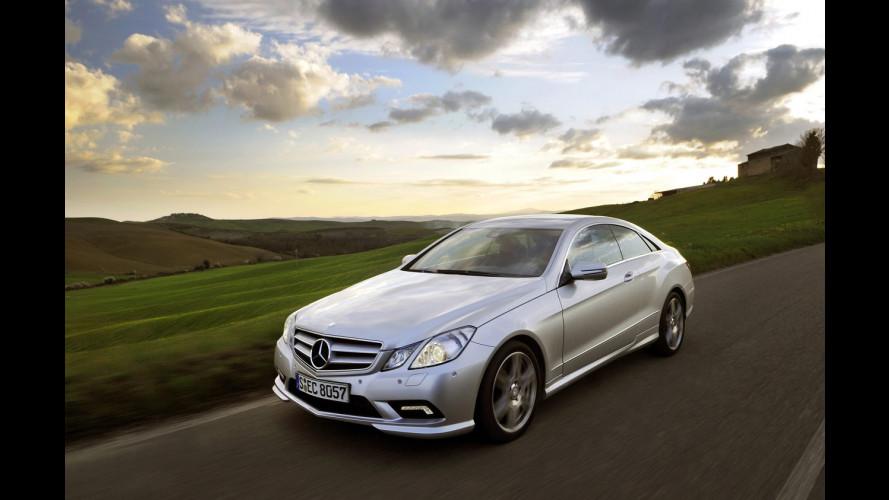 Mercedes Classe E Coupé