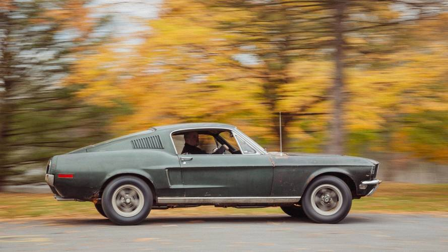 ford mustang bullitt retrospective makes us green with envy. Black Bedroom Furniture Sets. Home Design Ideas