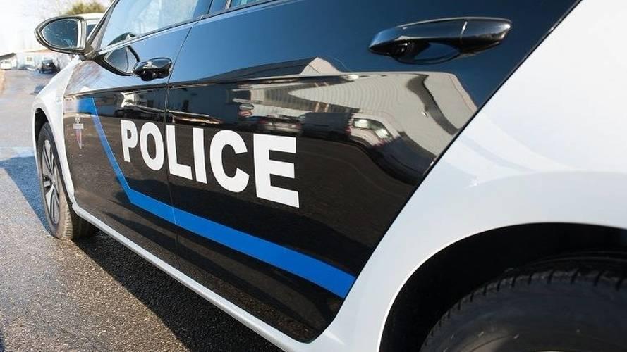 Golf - Police de Paris