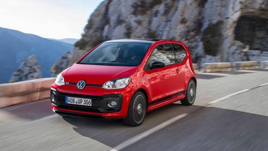 2018 Volkswagen Up! GTI: First Drive