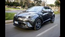 Toyota C-HR Hybrid, perché noleggiarla… invece di comprarla