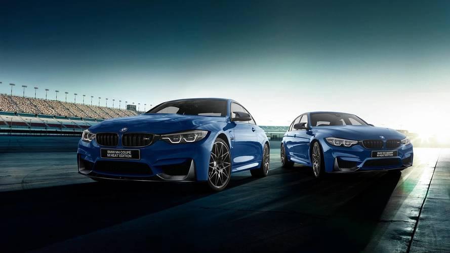 Japánban debütál a BMW M3 és M4 Heat Edition