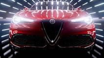 Alfa Romeo karácsonyi üdvözlet