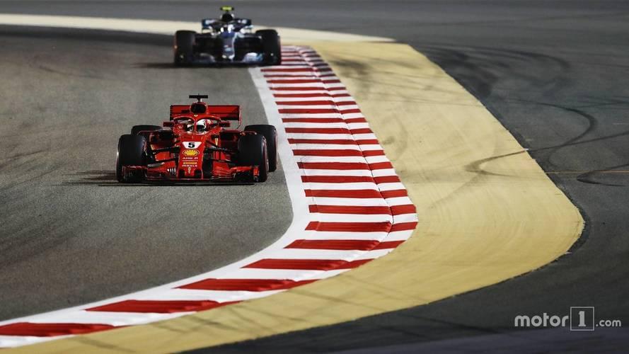2018 F1 Bahrain GP: Vettel Holds Off Bottas To Win, Disaster For Red Bull
