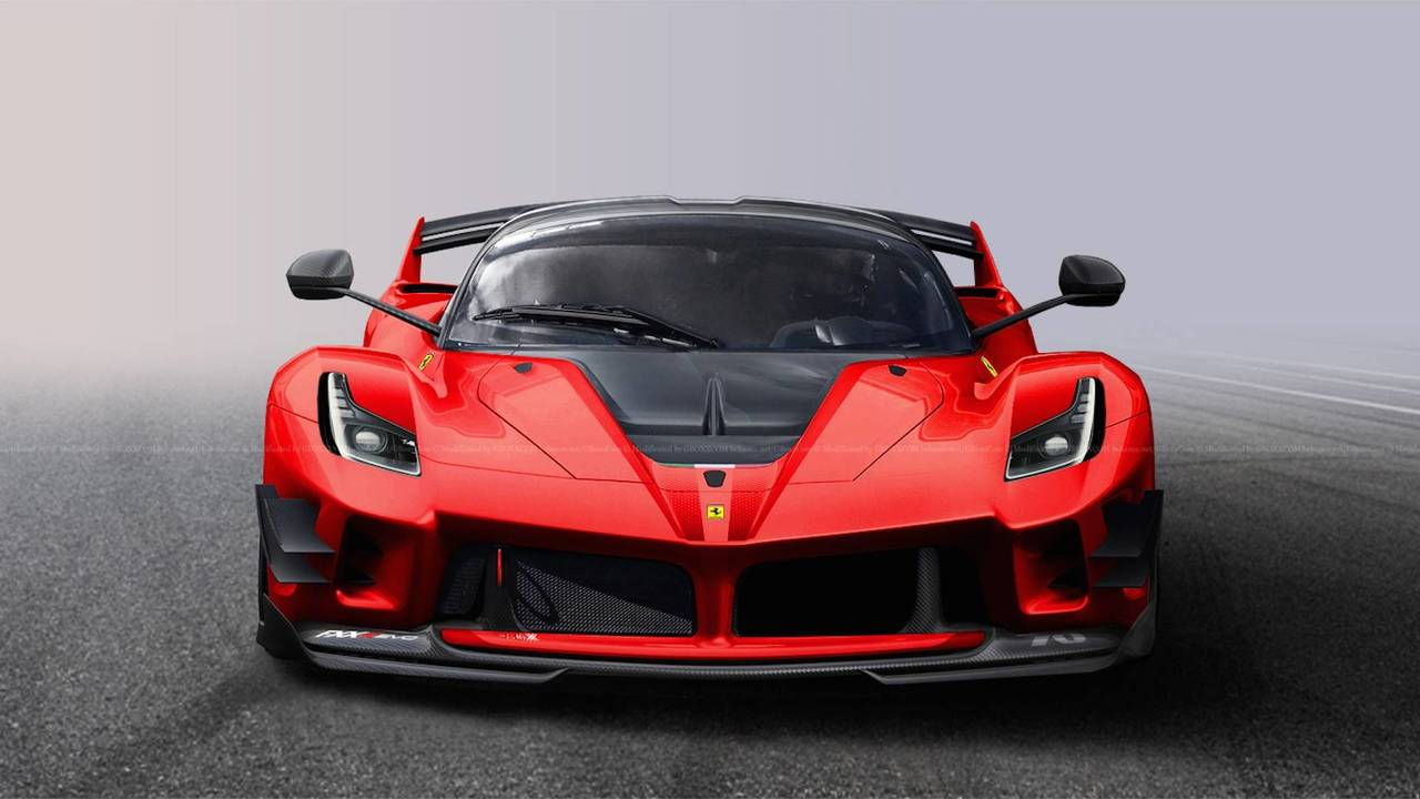 As 237 Podr 237 A Ser El Ferrari Fxx K Evo De Calle