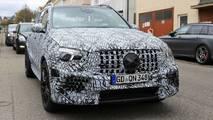 2019 Mercedes-AMG GLE 63 yeni casus fotoğraflar