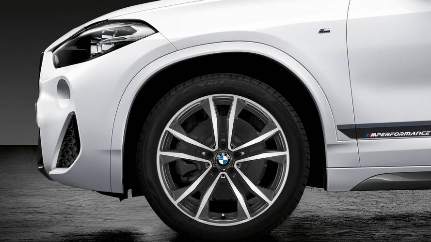 BMW X2, X3, X4 M Performance Accessoires