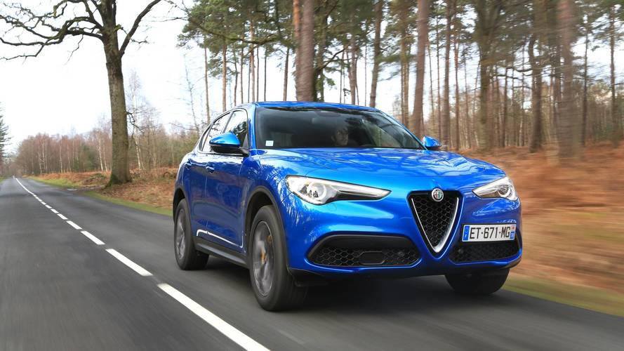 L'Alfa Romeo Stelvio maintenant disponible en Sport Edition