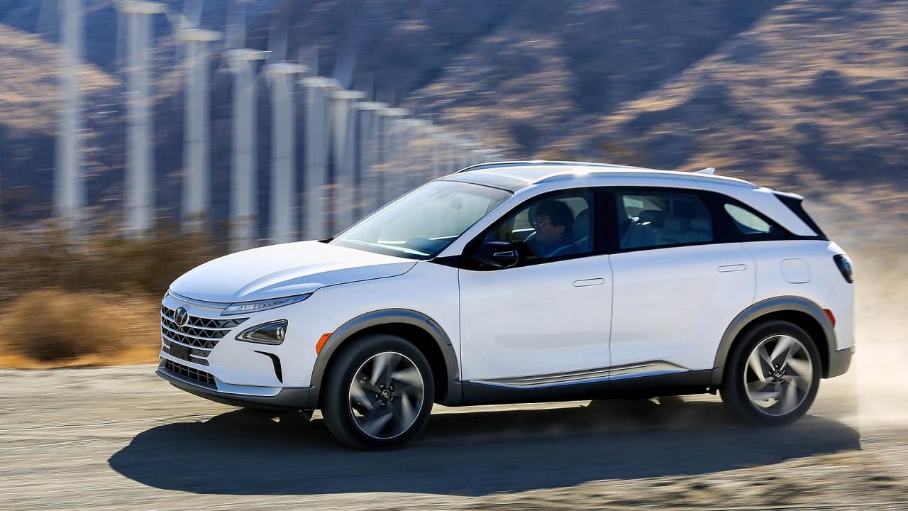 Hyundai Nexo (Europapremiere)
