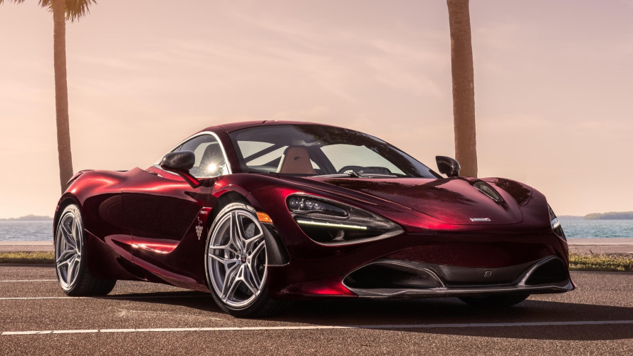 McLaren 720S MSO, una one-off per beneficenza