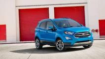 9. Ford EcoSport