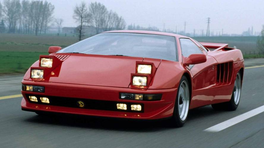 It's 2018 But You Can Still Buy A Brand New Cizeta V16T