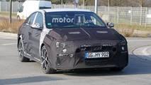 Hyundai i30 N Fastback Spy Shots