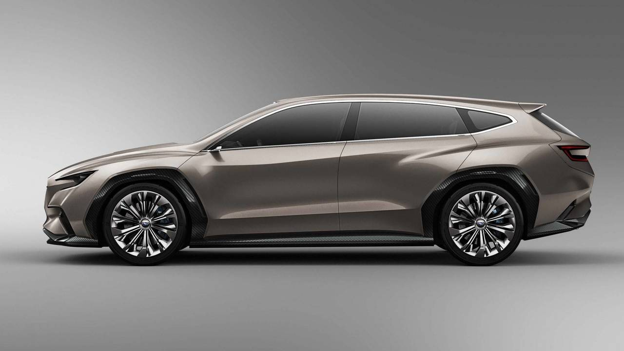 Subaru Viziv Tourer konsepti