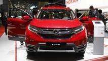 2018 Honda CR-V Euro Spec at the 2018 Geneva Motor Show