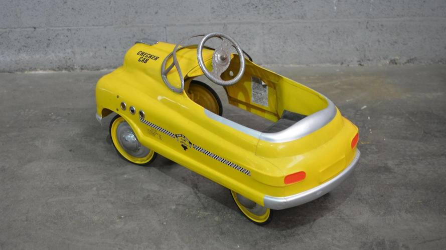 More Than 140 Pedal Cars Sold At The Auction Amazingreveal