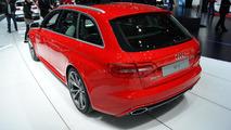 2012 Audi RS4 Avant world debut at Geneva Motor Show