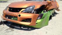 Fox Marketing Lexus concepts get crushed 29.5.2012