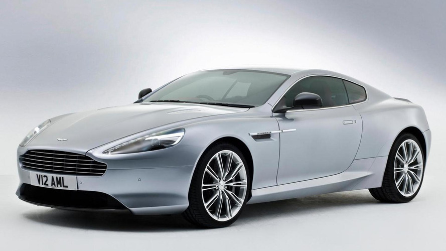 Aston Martin granted safety exemption, DB9 & Vantage can continue to be sold in U.S.