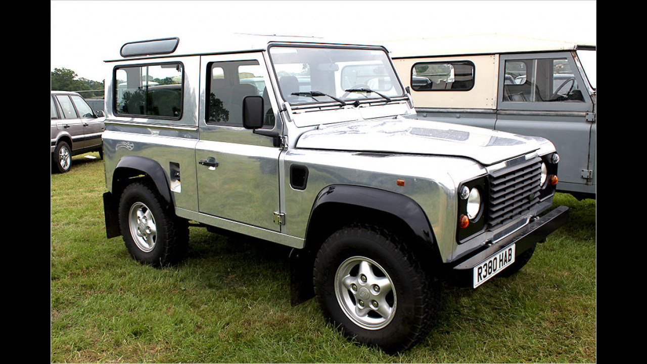 Defender 90 50th Anniversary (1998)