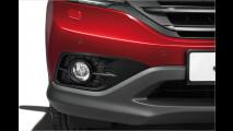 Honda CR-V am Start