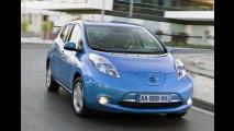 Primeiras unidades do Nissan Leaf começam a ser entregues no Reino Unido