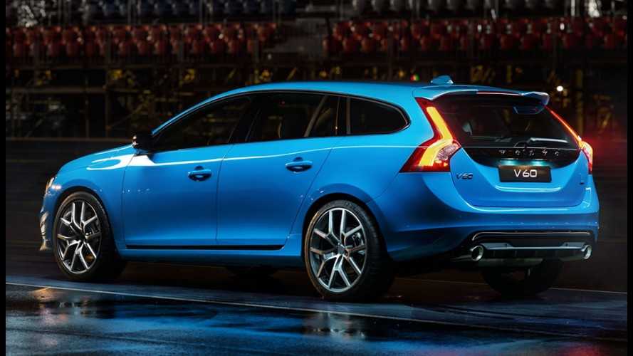 Volvo V60 Polestar: perua ganha ajuste esportivo e motor com 350 cv