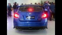 Subaru WRX e WRX STI chegam ao Brasil em 2015 - veja fotos e valores