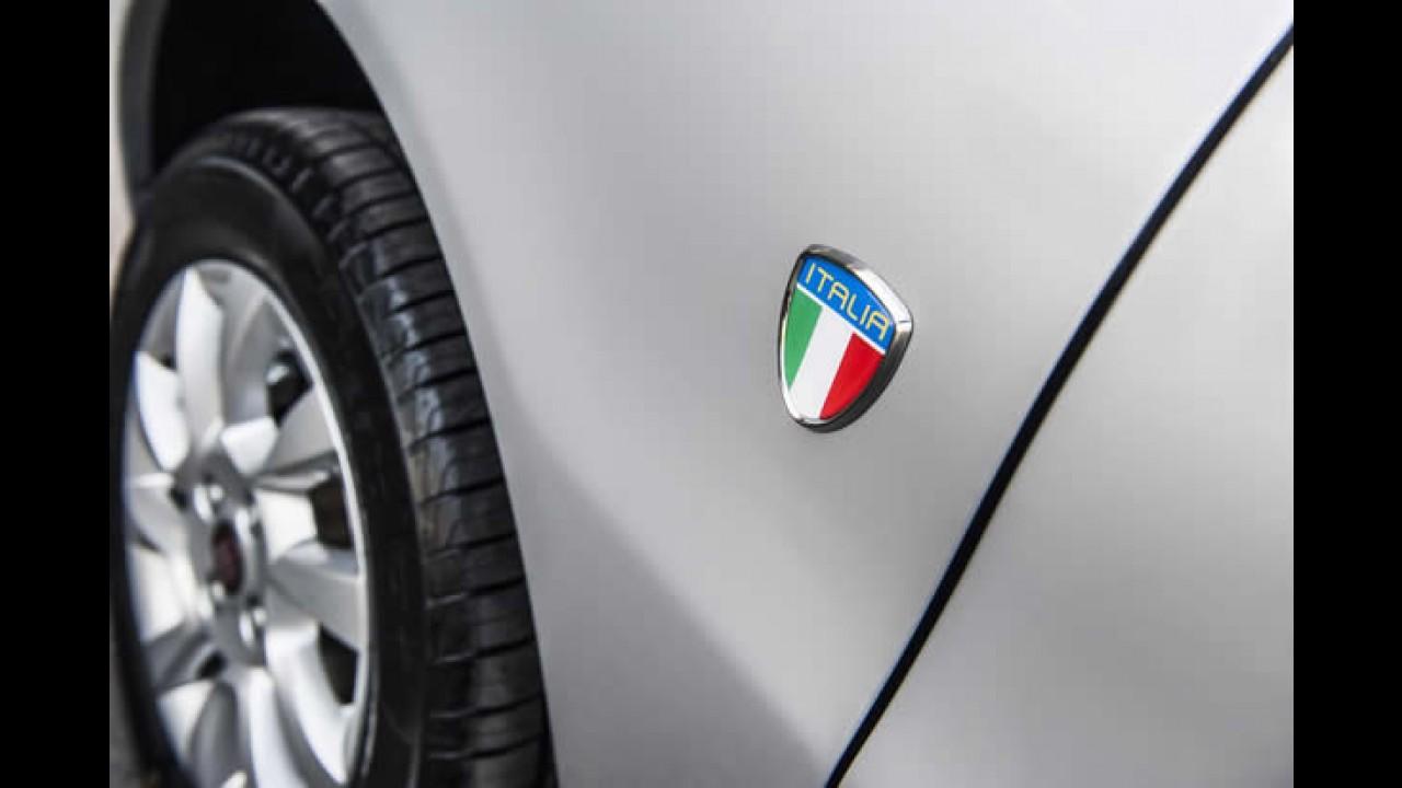 Fiat Palio Fire Economy ganha edição Itália por R$ 31.580