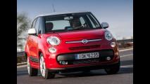Fiat já emplacou mais de 34 mil unidades do 500L no mercado europeu