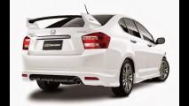 Honda City ganha personalização