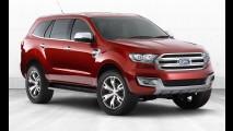 Ford Everest: produção confirmada na Tailândia e também na Argentina