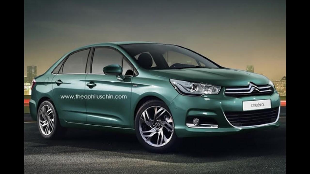 Citroën: Produção da nova geração do C4 começa em 2013 na Argentina