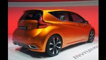 Nissan produzirá no Reino Unido um hatch médio para competir com Golf e Focus em 2014