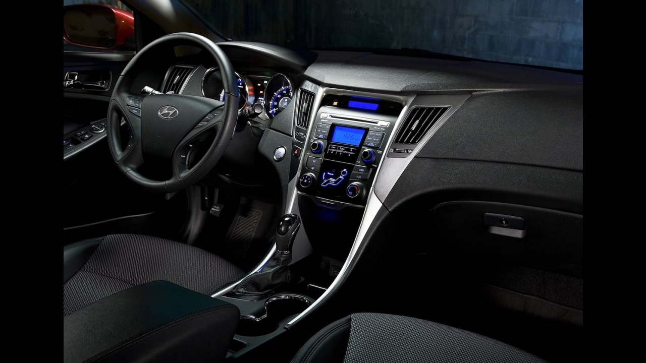 Novo Hyundai Sonata 2011: Preço inicial de R$ 95 mil no Brasil