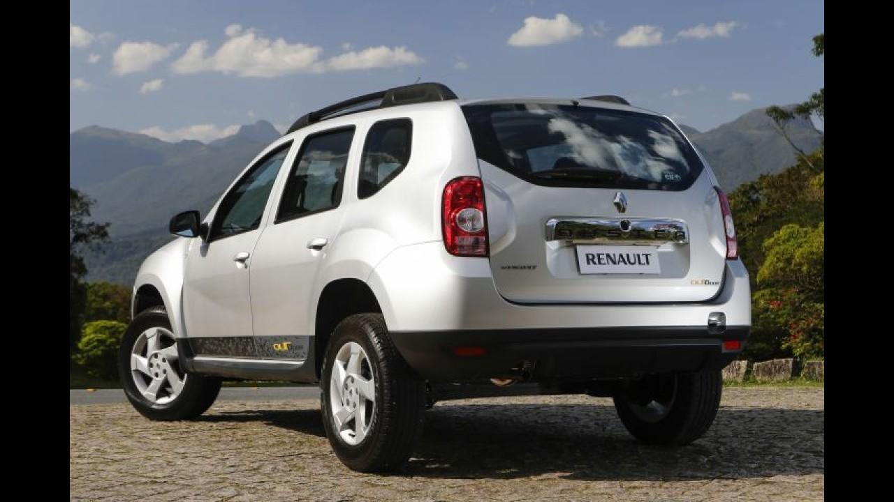 Renault Duster Outdoor: série limitada chega por R$ 59.990