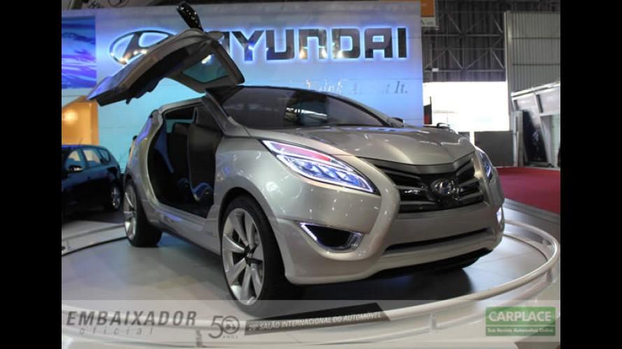 Salão do Automóvel: Hyundai mostra o NUVIS Concept