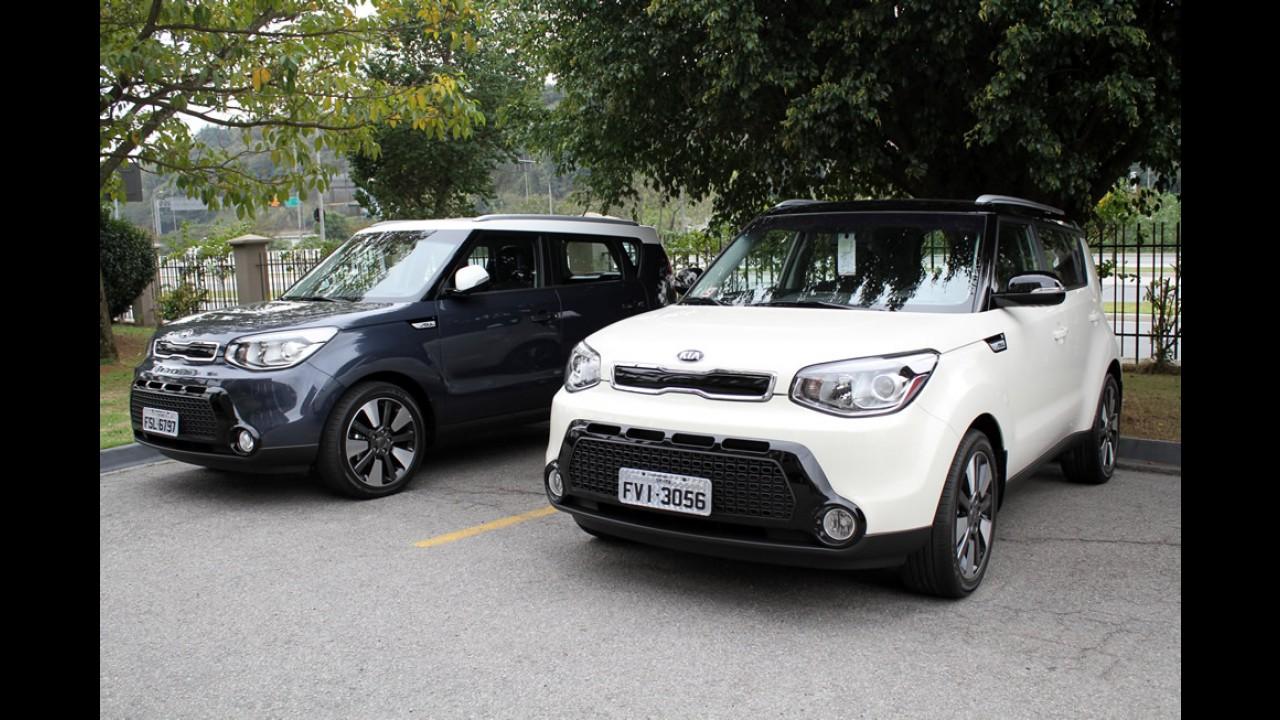 SUVs/crossovers: Duster diminui vantagem do Ecosport em 2014; X60 se destaca
